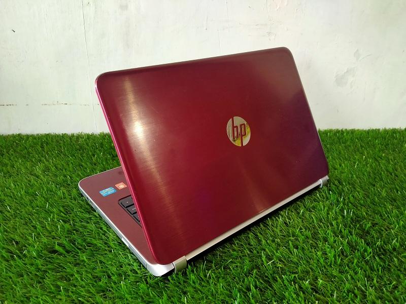 HP Pav 14 Core i3-3217U Intel HD RAM 4GB l 500GB