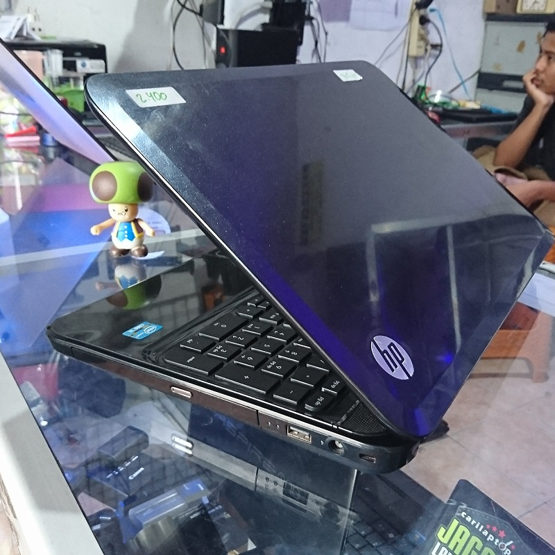 HP G6 Corei3 Performa memukau harga terjangkau