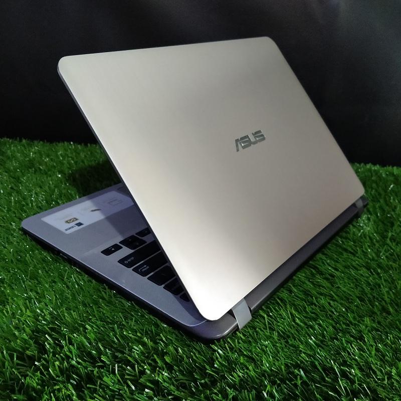 Asus A407UA Core i3 7th Fingerprint MULUS ISTIMEWA