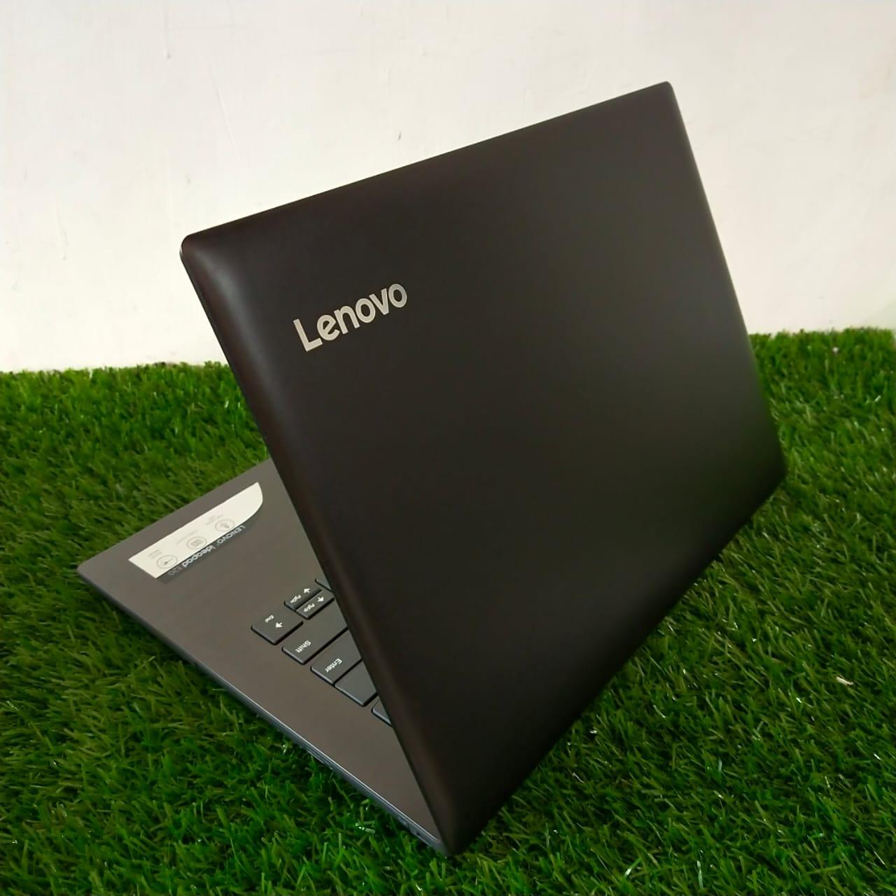 Laptop Slim RAM 4GB Lenovo ideapad 320 AMD A4-9120