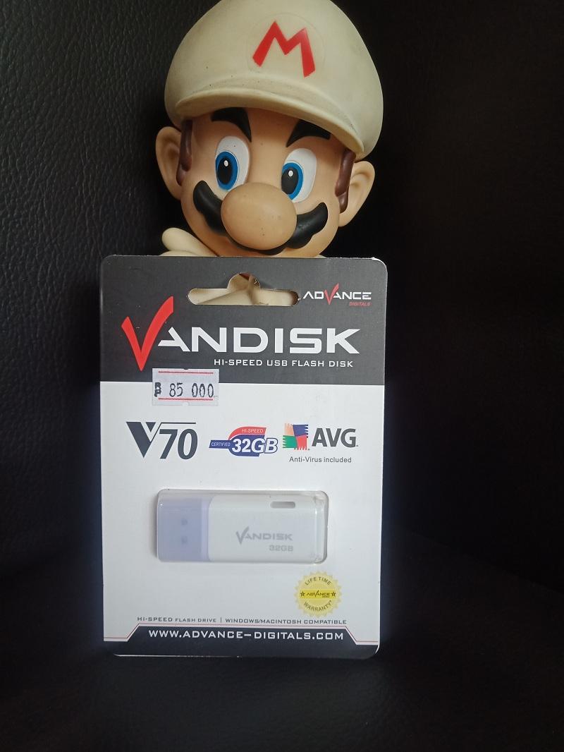 Flasdisk Vandisk 32 GB