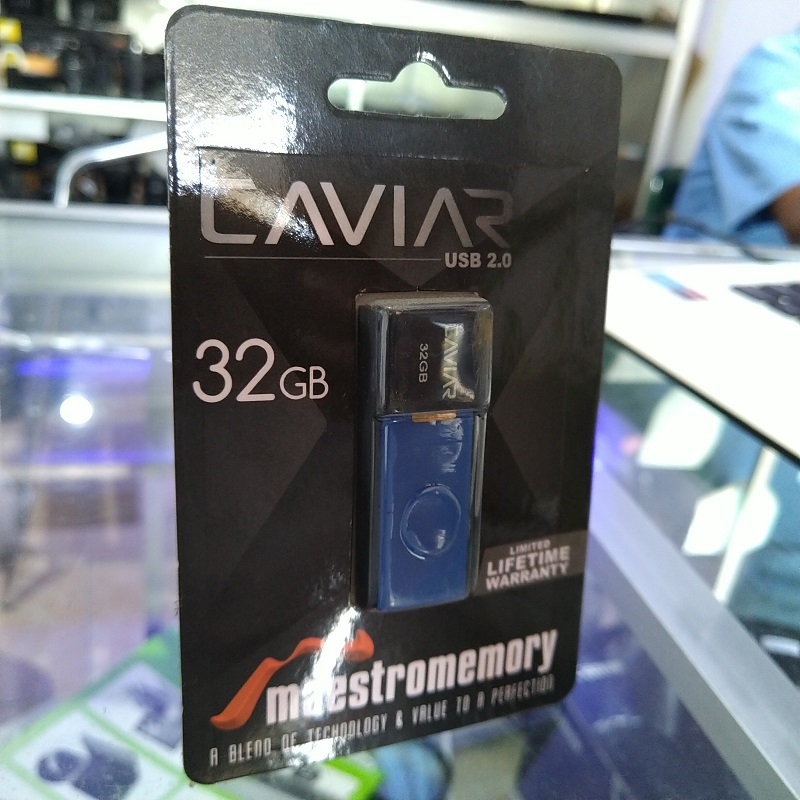 Flasdisk 32GB Caviar original