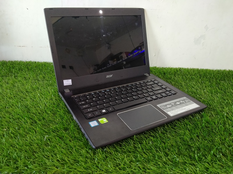 GAMING Acer E5-475G Core i3 6th NVidia 940MX HDD 1