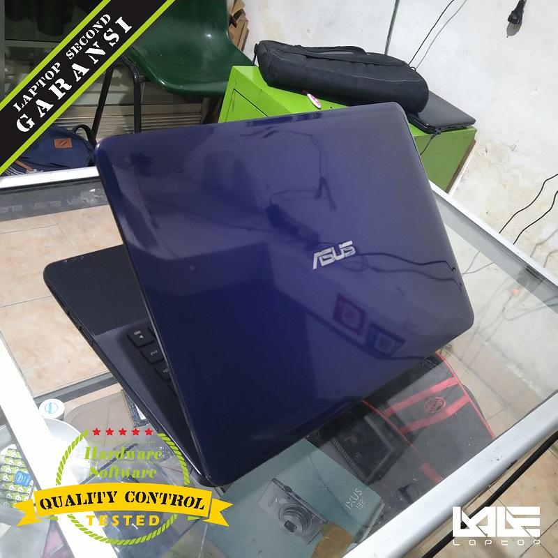 Gaming ASUS X455LD core i7 VGA Nvidia 2GB