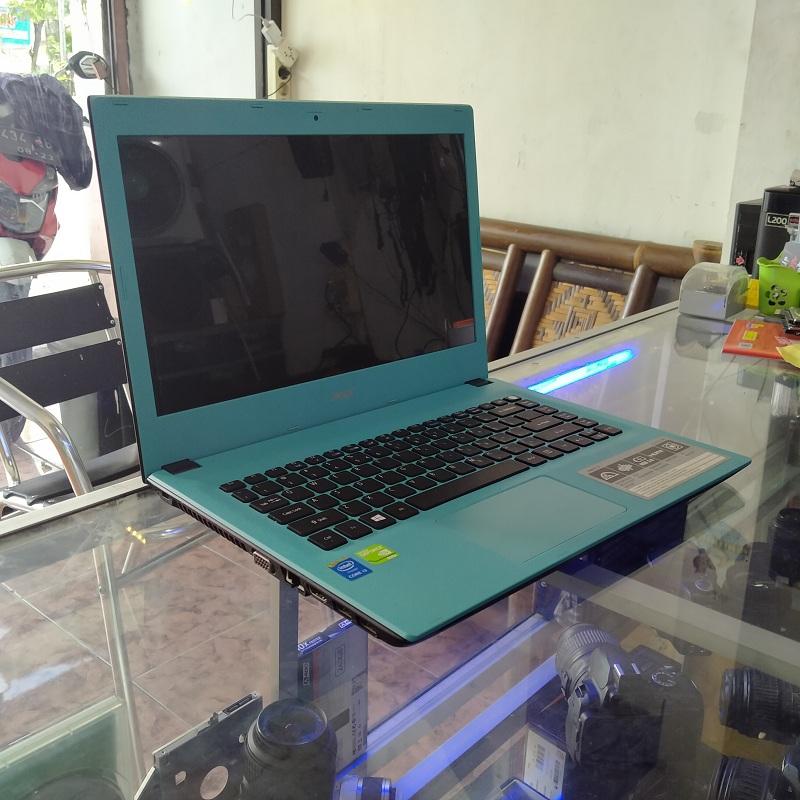 Laptop Randering Acer E5-473 Nvidia 920MX ISTIMEWA