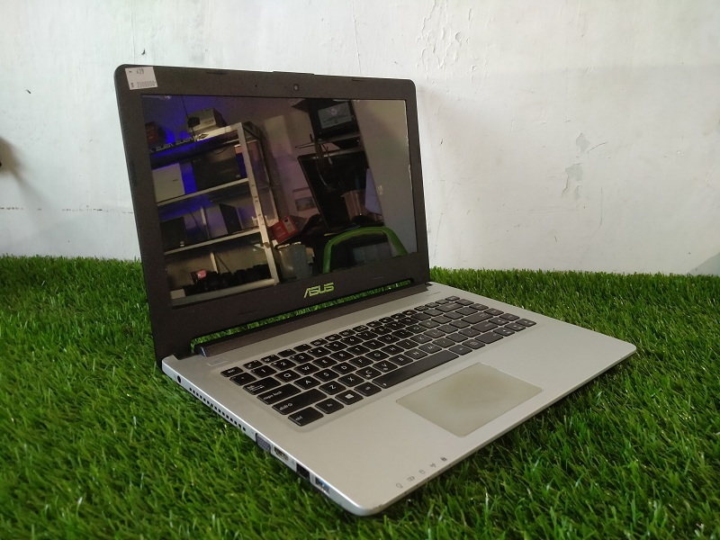 Laptop Multimedia RAM 4GB ASUS K46CA Core i3-3217U