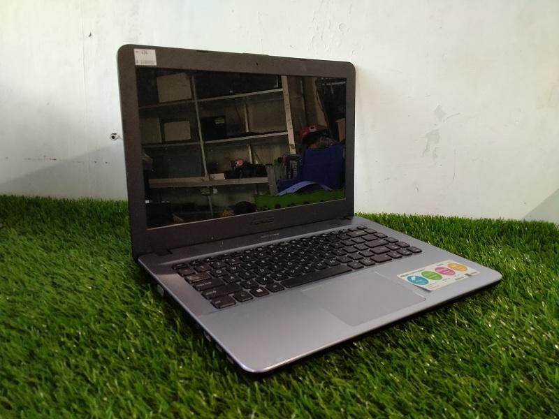 Laptop Pelajar RAM 4GB Asus X441NA Celeron N3350 I