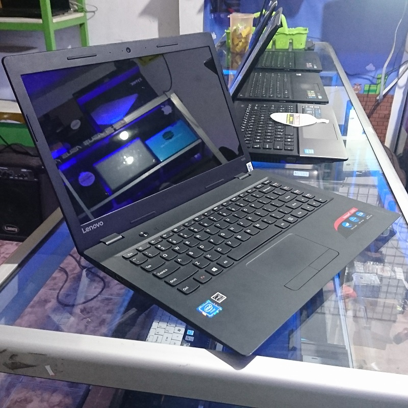 Lenovo 100S Laptop super Slim yg Praktis