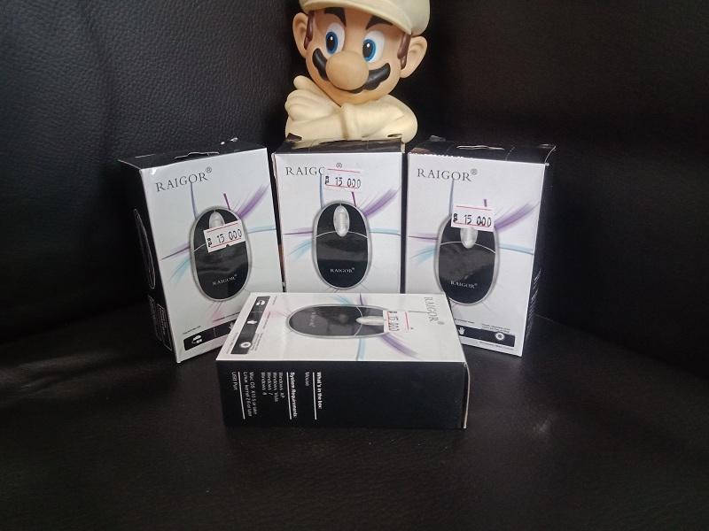 Mouse Raigor