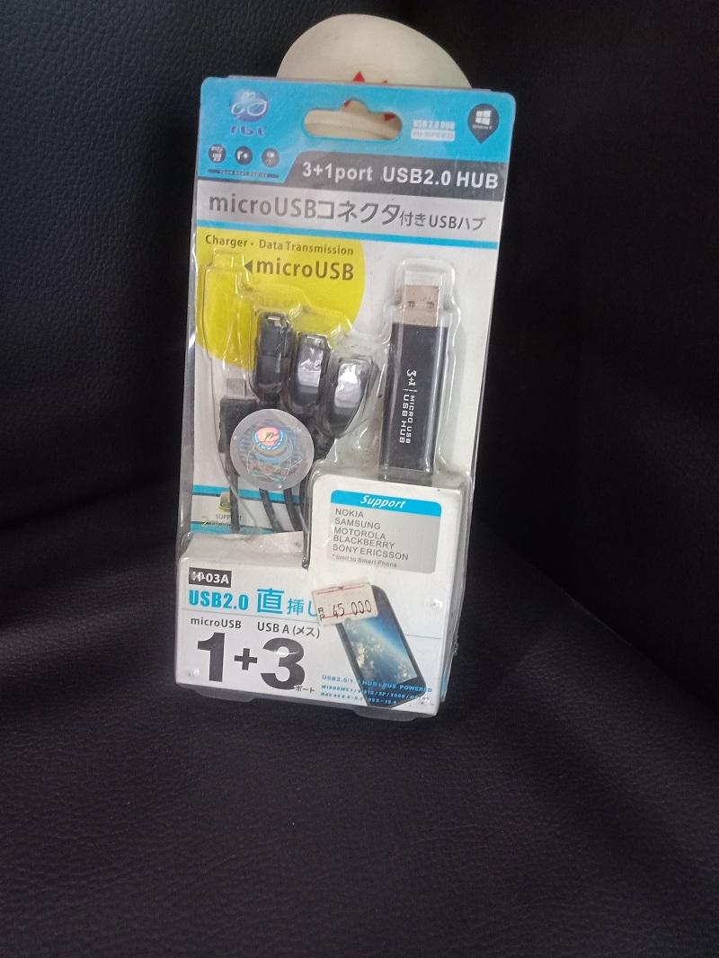 Port USB 3 in 1