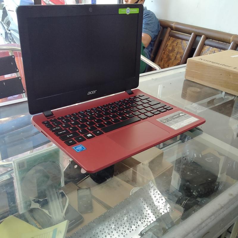 Notebook Slim Acer ES1 Celeron N3350 Intel HD Mulu