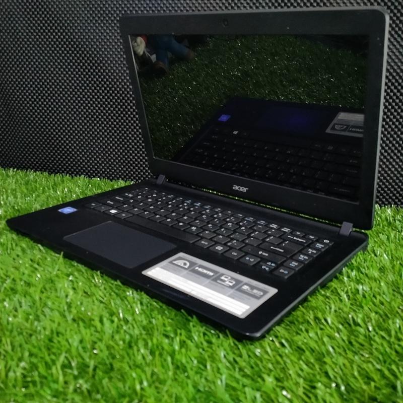 Laptop Tangguh Acer ES1-432 Celeron N3350 Intel HD